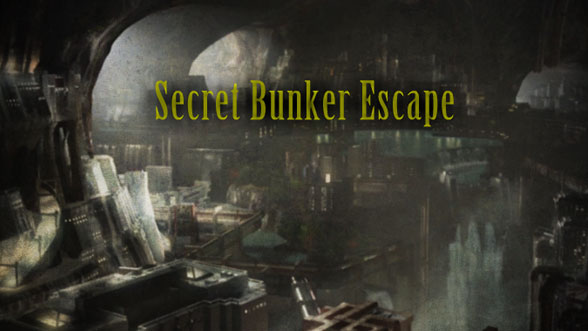 Secret Bunker Escape