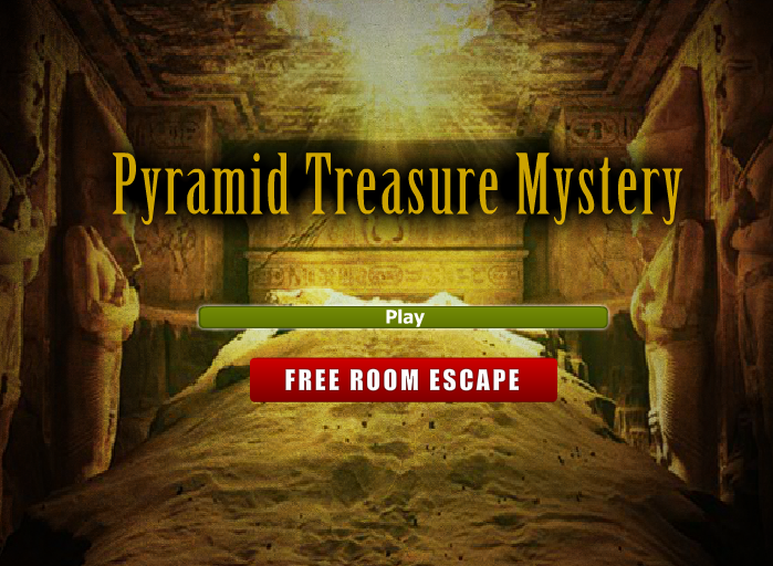 Pyramid Treasure Mystery Escape