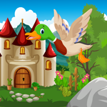 G4K Goose Bird Rescue Game
