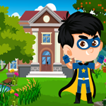 Little Superhero Rescue Game
