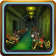 THE SUBWAY DRAINAGE ESCAPE