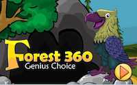 Forest 360 Escape