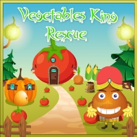 Vegetables King Rescue Escape