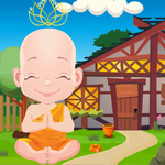 Cute Baby Buddha Rescue Game