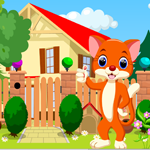 G4k Cute Cat Rescue 2 Game