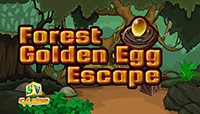Forest Golden Egg Escape