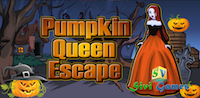 SiviGames Halloween Pumpkin Queen Escape