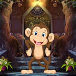 Games4King Cute Monkey Rescue 2
