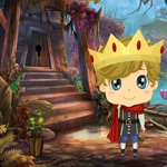 Games4King Cute Little Prince Rescue