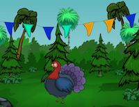 Kidzee Thanksgiving Day: Turkey Escape