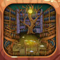 The Circle-Old Library Escape