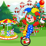Funny Clown Rescue Game