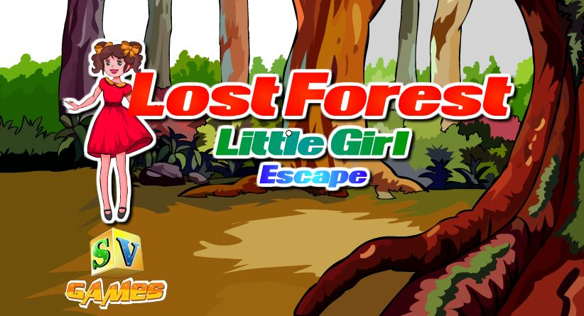 SiviGames Lost Forest Little Girl Escape
