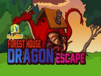 SiviGames Forest House Dragon Escape