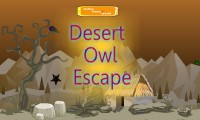 OnlineGamezWorld Desert Owl Escape