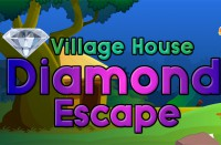 SiviGames Village House Diamond Escape