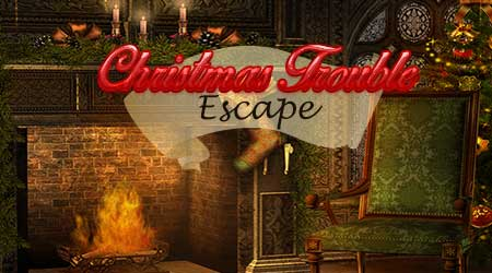 Christmas Trouble Escape