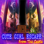G4K Cute Girl Escape From The Castle Game