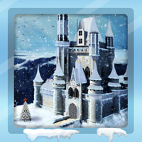 Ena The Frozen Sleigh-Snow Castle Escape