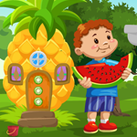 Games4King Boy Escape From Fruit House