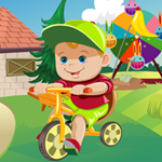 Games4King Cute Baby Boy Rescue