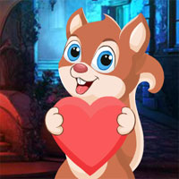 Games4King Red Squirrel Rescue