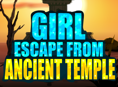 Games4Escape Girl Escape From Ancient Temple