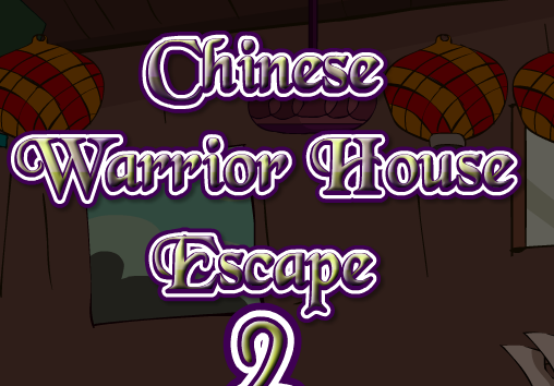 GenieFunGames Chinese Warrior House Escape 2