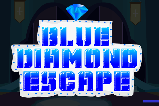 Games4escape Blue Diamond Escape