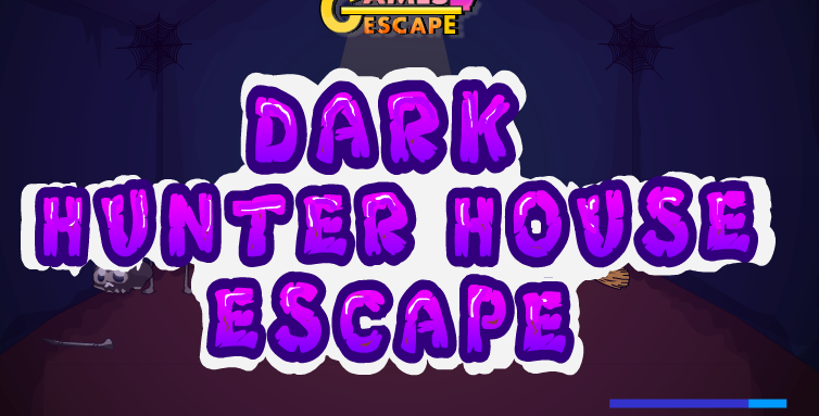 Games4Escape Dark Hunter House Escape