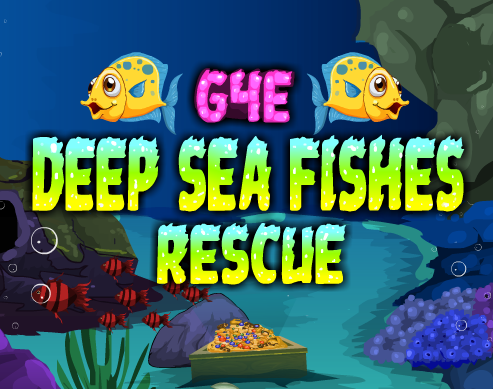 Games4Escape Deep Sea Fishes Rescue
