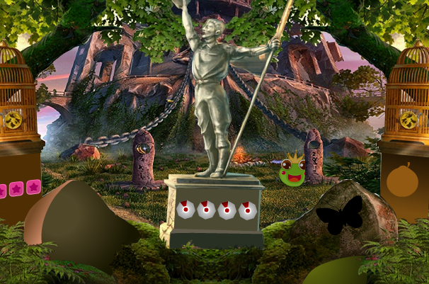 Games4King Jolly Cap Boy Escape