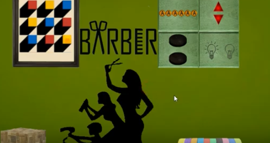 8bGames-Barber Escape