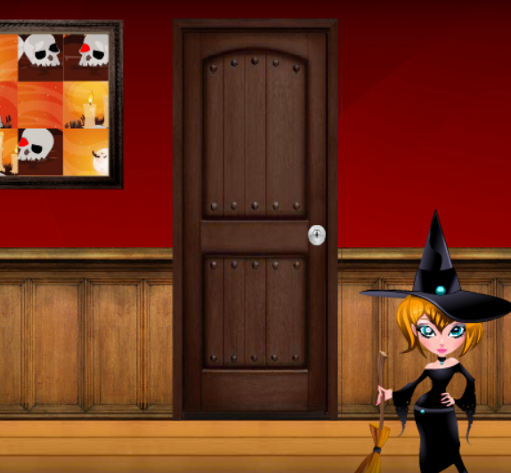Amgel Halloween Room Escape 3