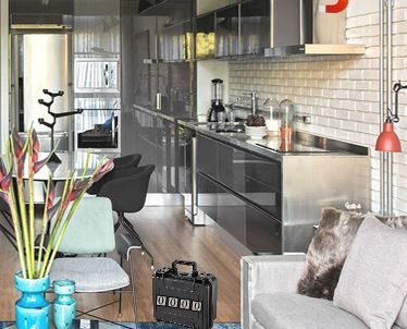 Ekey Loft Industrial House Escape