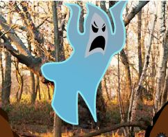 Mad Ghost Forest Escape