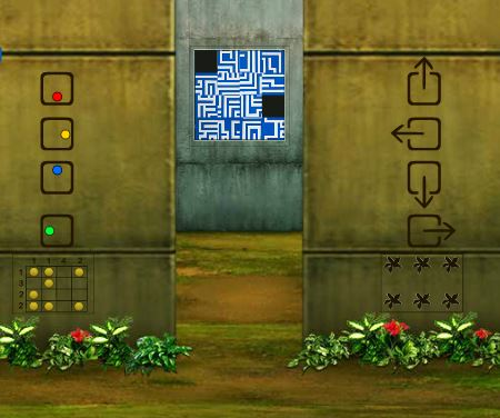 Mirchi Escape from Maze wall-3