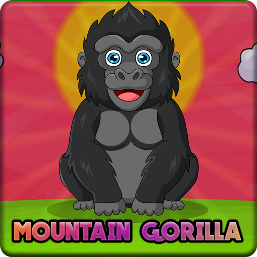 Games2Jolly - Baby Mountain Gorilla Escape
