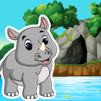 G4E Little Rhino Escape