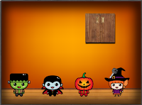 AmgelEscape - Amgel Halloween Room Escape 9 is another point and click escape game developed by Amge