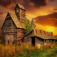 Thanksgiving barn Escape is another point and click escape game developed by FunEscap